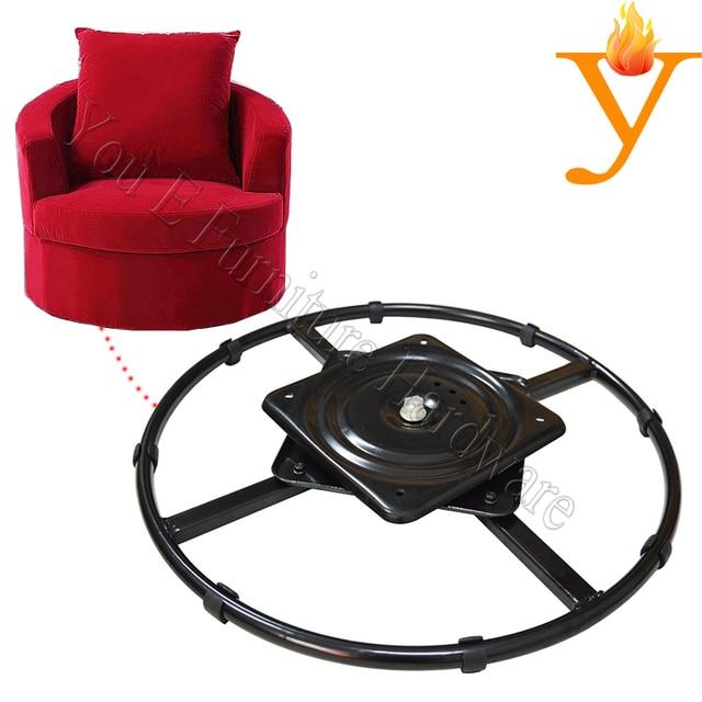 Manufacture Vente Chaise Pivotante Base Mécanisme Avec Le 600mm