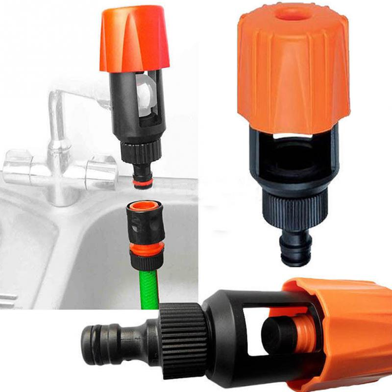 Toolzone Female Quick Fit Hosepipe Connector For Accessories with Valve