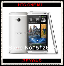 "HTC One Original Unlocked GSM 3G&4G Android Quad-core ONE M7 32GB Mobile Phone 4.7"" WIFI GPS 4MP dropshipping"