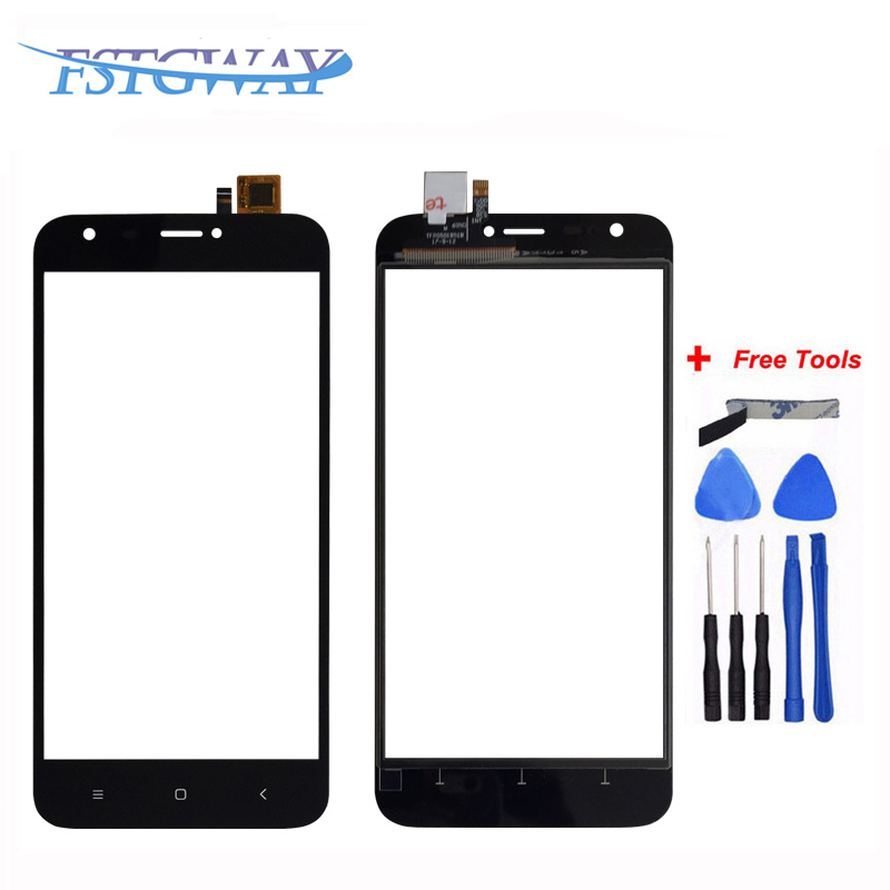 FSTGWAY For Ulefone S7 Touch Panel Replacement Assemble Touch Panel Lens+tools