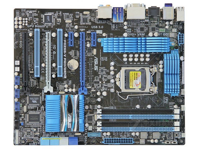 Asus P8Z68-V Drivers for Windows 7