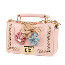 COOL WALKE NEW Women Messenger Bag Vintage hand Mini Small Chain Bags Crossbody Shoulder Purses Handbags