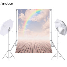 Andoer 1.5*2.1m/5*7ft Photography Background Backdrop Studio Video Backdrop Photo Studio Props 9 Color Photography Backdrops