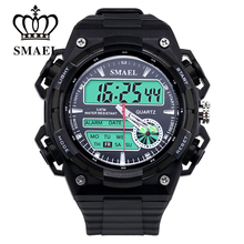 Sport Digital Watch Men LED Waterproof Military Watch Digital Clock relogios masculino montre homme Men's Wristwatches WS1438