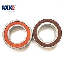 1pair 7005 H7005C 2RZ P4 HQ1 DT L 25x47x12 Sealed Angular Contact Bearings Speed Spindle Bearings CNC ABEC-7 SI3N4 Ceramic Ball 1pcs 3311atn9 3311 3311a 5311 55x120x49 2 3311 b tvh 3056311 3311b double row angular contact ball bearings axk bearing