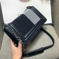 Для женщин Сумки 2018 cc сумки роскошные сумки на ремне Дизайнерские сумки известного бренда канала bolsa bolsos mujer каналов Сумки
