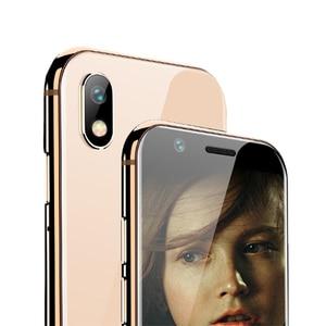 Image 5 - 園 soyes xs すべてネットコム 4 グラム android システムスマートミニ携帯電話超薄型超テレコム携帯電話新しいマシン