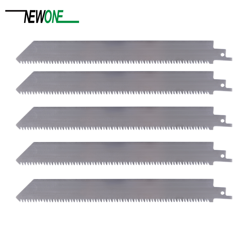 Stainless Steel Middle Saw Blades 240mm Multi Cutting For Wood on Reciprocating Saw Power Tools Accessories