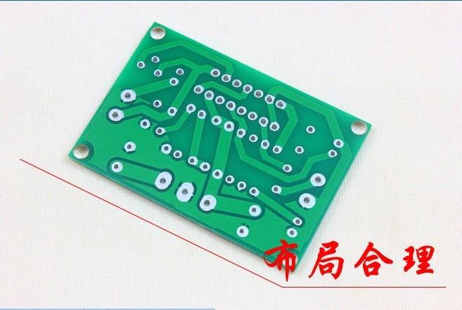 Freeshipping PCB board TDA7293 amplifier board TDA7294 amplifier board 20pcs/lot free shipping 20pcs lot tda7266sa tda7266 audio amplifier amplifier new original