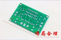 Ücretsiz kargo PCB kartı TDA7293 amplifikatör kurulu TDA7294 amplifikatör kurulu 20 adet/grup|lot|lot lot  -