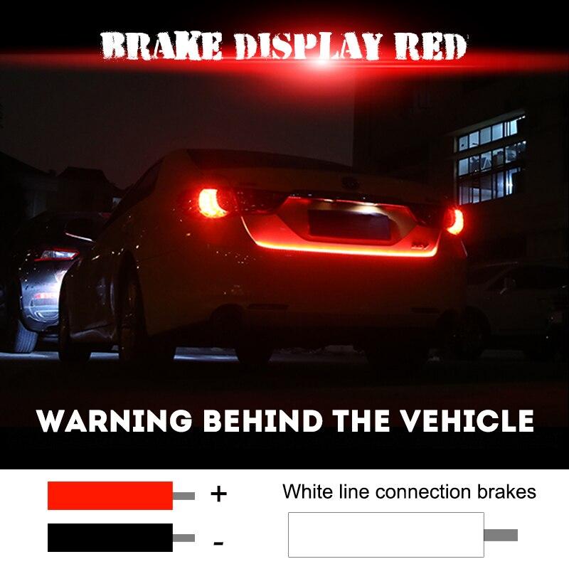 OKEEN Tailgate LED Strip Light Bar Revers Əyləc Dönüş Siqnal - Avtomobil işıqları - Fotoqrafiya 5