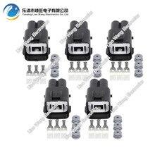 5PCS 3pin Automotive waterproof connector with terminal block DJ7032K-7.8-11