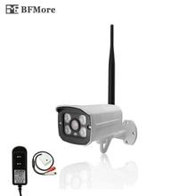 BFMore اللاسلكية الصوت 1080 وعاء 2MP IP كاميرا سوني كامل HD في الهواء الطلق Wifi CCTV كاميرا المراقبة عن بعد الأمن P2P البريد الإلكتروني Camhi FTP