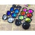 Новая мода Дети Солнцезащитные Очки Ретро Анти-Уф Спортивные Детские солнцезащитные очки Goggle UV400 Мальчики/Девушки Óculos детские очки