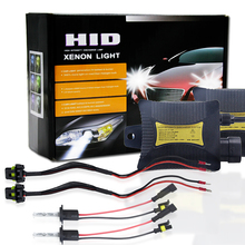1 Set DC330 DC12V 55W Xenon Lamp H7 HID Kit 4300K 5000k 6000K 8000K 10000K 12000K Car Light Bulb