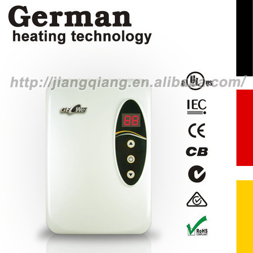 Instant tankless electric water heater for  shower or bath DSK-G4  6500W Direct temperature setting