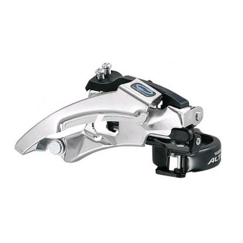 Shimano Altus M310 Bike bicycle mtb speed Front Derailleur 31.8/34.9mm fit 7 or 8 speed все цены