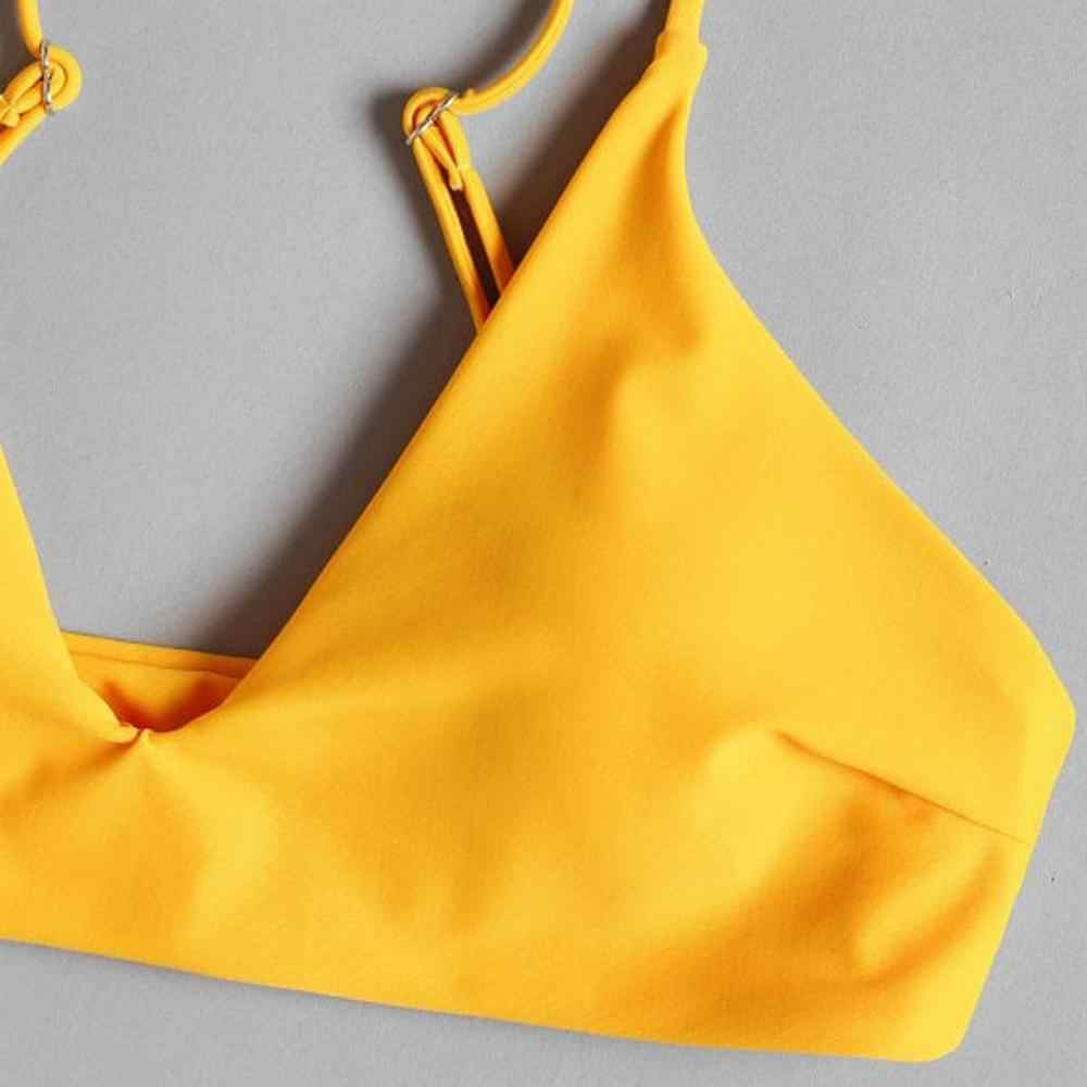 Bikini 2020 Mujer Vrouwen Print Push-Up Bh Beachwear Set Badpak Badmode Maillot De Bain Femme Badpak Biquini # sx
