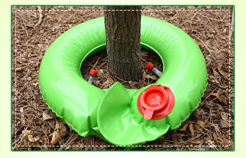 Пролонгированного полива мешок кольцо автополив для деревья и кустарники растения ПВХ прочный капельного полива Gator сумки для кашпо