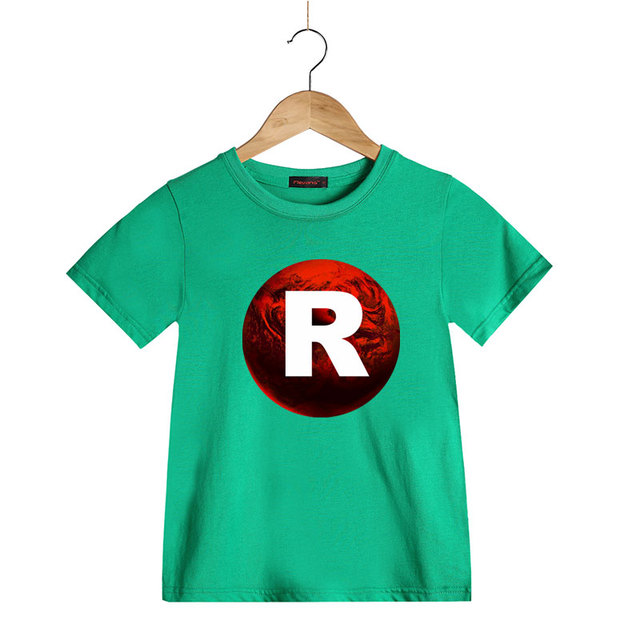 38d8748e New Summer Cute Child T Shirts for Boys Girls Team Rocket Tshirt Short  Sleeve Tee Funny Kid's Cotton Children Clothing