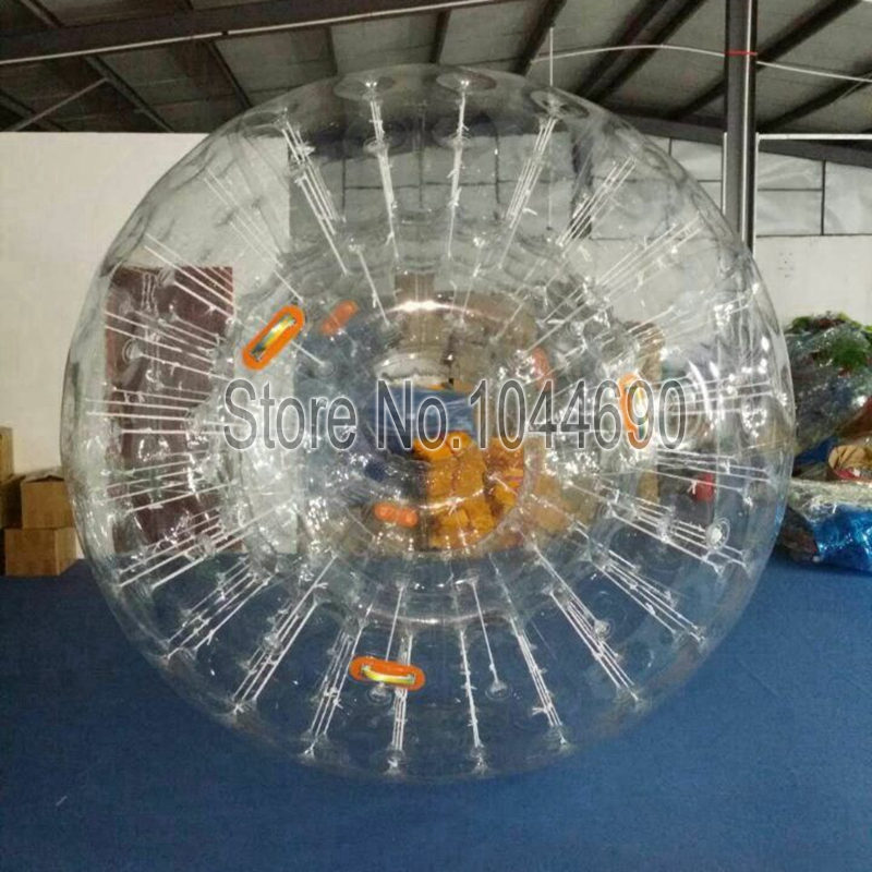 Cheap price inflatable bumper ball zorb ball body ball,2.5m Dia zorb ball cost for party