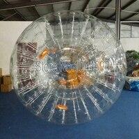 Giá rẻ inflatable bóng bội thu zorb bóng bóng cơ thể, 2.5 m Dia bóng zorb chi phí cho đảng