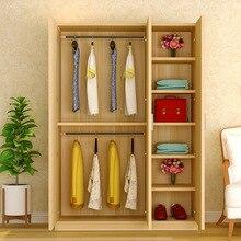 Детские шкафы, детская мебель, деревянный детский гардероб, современный минималистичный шкаф,,, новое хранилище, 120*50*180 см