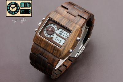 aliexpress com buy bewell wood watch men dual time mens watches bewell wood watch men dual time mens watches 2016 top luxury brand verawood wristwatch water resistant