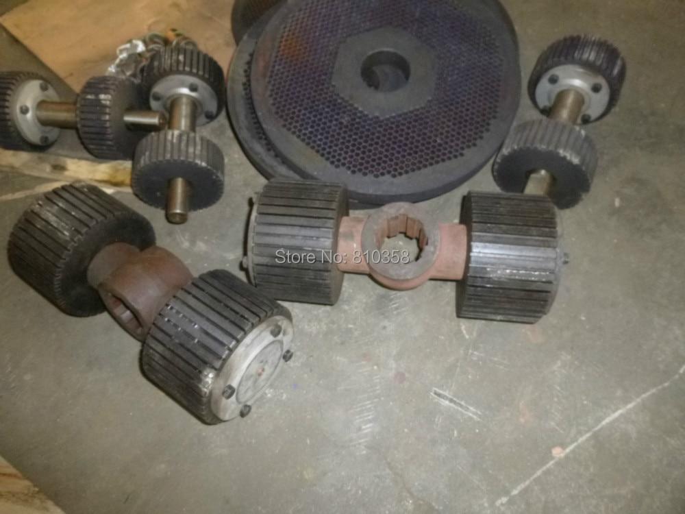 MKL295 flat die wood pellet machine wearing parts-------------roller shaftMKL295 flat die wood pellet machine wearing parts-------------roller shaft