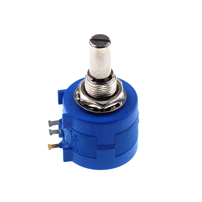<font><b>3590S</b></font>-<font><b>2</b></font>-<font><b>103L</b></font> <font><b>3590S</b></font> Precision Multiturn Potentiometer 10 Ring Adjustable Resistor 1K 2K 5K 10K 20K 50K 100K 100R 200R 500R image