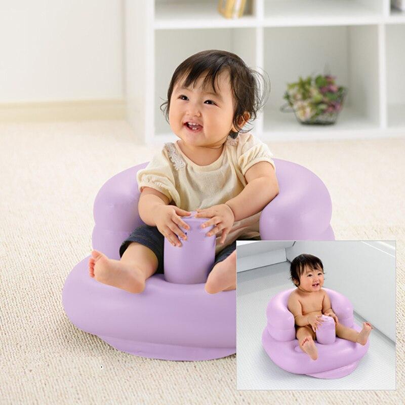 Travel highchair baby shower seat kids sofa soft posing - Sofas para ninas ...