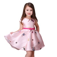 Milan Creations Pink Princess Dresses For Girls Size 3 12 Baby Girls Kids Dress Prom Blush