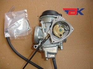 Image 2 - Carburetor for Kawasaki KFX 400 Yamaha Raptor 350 Arctic Cat DVX 400 Carb