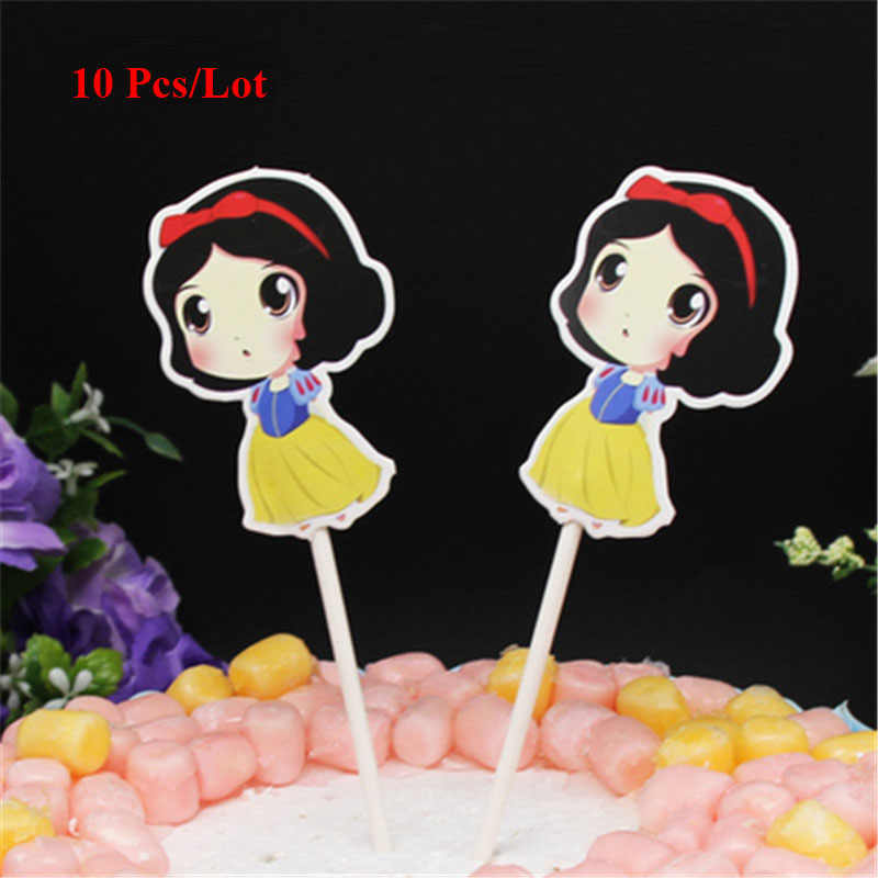 Pleasant Decoration Birthday Cake Topper Children Kids Princess Party Funny Birthday Cards Online Alyptdamsfinfo