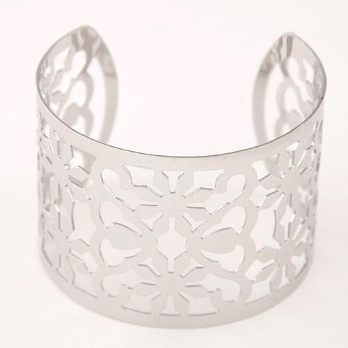 Punk Cuff Bracelets Bangles...