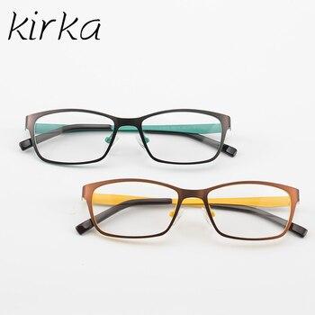 66c06e1958 Kirka 2017 elegante moda niños gafas ópticas marco niños gafas niños niñas  miopía montura de gafas