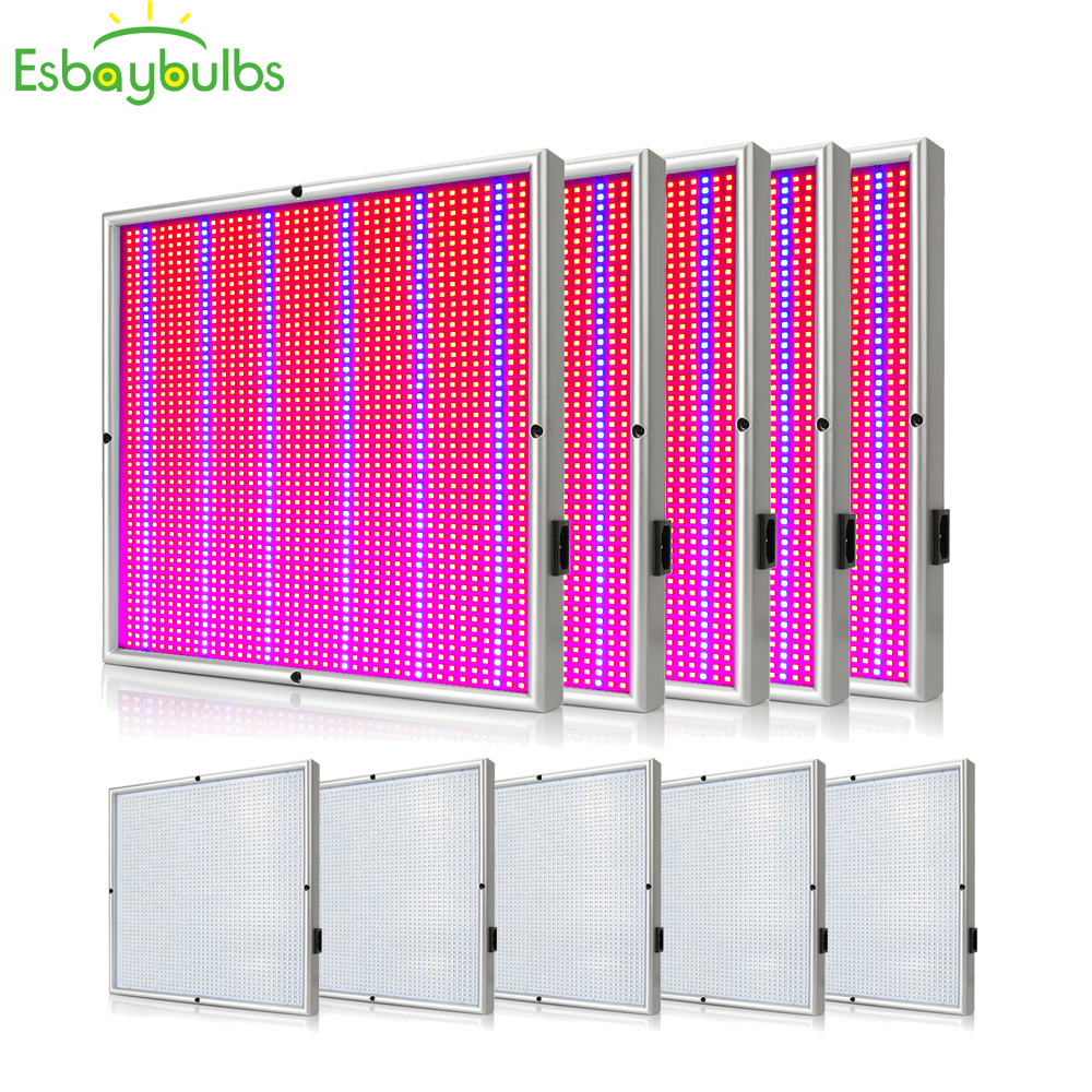 Wholesale ! 10Pcs LED Grow Light 200W 380 730nm Full Spectrum Phyto Lamp Indoor Grow Lamp led Plants Growing Tent Lighting Panel