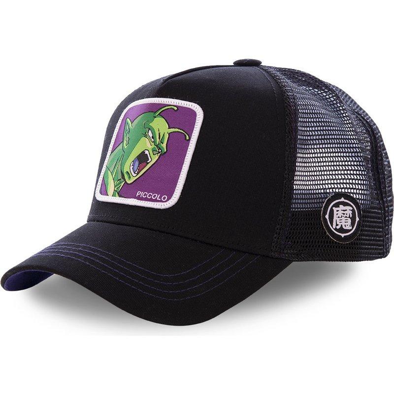 f78ed7cc3 US $6.49 48% OFF New Dragon Ball Hat Piccolo Baseball Cap High Quality  Curved Brim Black Snapback Cap Gorras Casquette Trucker Hat Dropshipping-in  ...