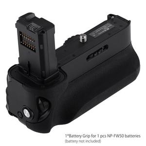 Image 2 - Vg C1Em Battery Grip Vervanging Voor Sony Alpha A7/A7S/A7R Digitale Slr Camera Workmulti Power Battery Pack vervanging