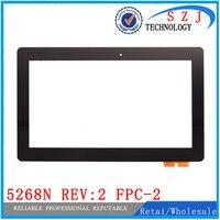 Neue 10 1 zoll Für Asus VivoTab Smart ME400 ME400C 5268N REV: 2 FPC-2 Touch Panel Screen Glas Objektiv Ersatz Kostenloser Versand