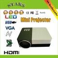 Nueva full hd 3D GM50 1920*1080 Mini Protable LED Beamer Proyector proyector Proyector de Cine En casa HDMI VGA AV