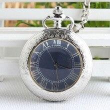 Steampunk Pocket Watch New Design Luxury Brand Fashion Skeleton Watches Hand Wind Mechanical Pocket Watch Delicate Gift TJX058