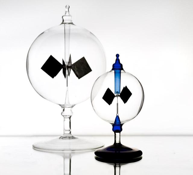 radiometer solar energy windmill fun science gift ideas home