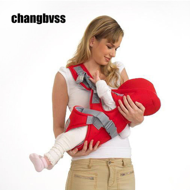 Multi Position Baby Carrier Comfortable Baby Backpack Breathable - Porte bébé sling
