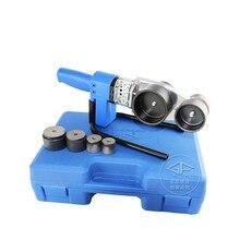 Высококлассный 20-63 мм 1000 Вт AC 220 Сварочный аппарат для пластиковых труб ПВХ Ppr Pe