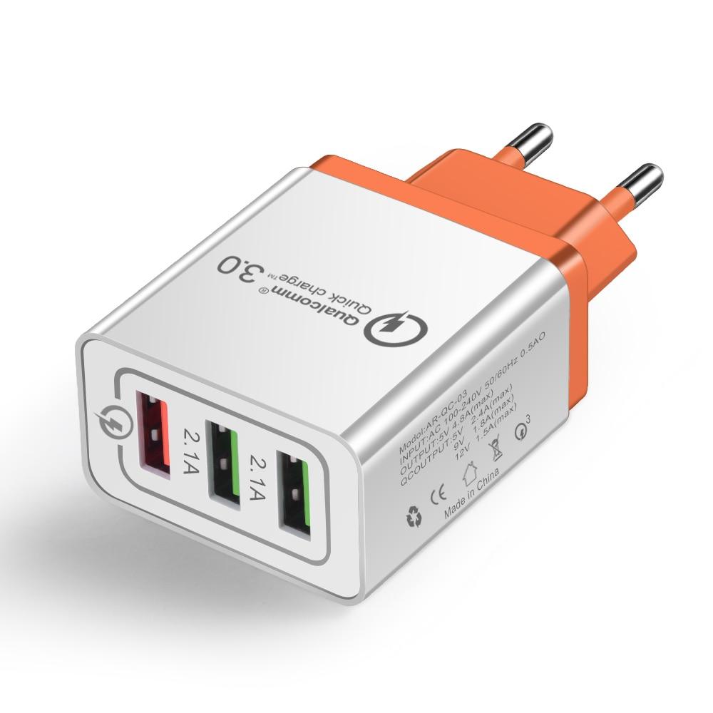 HTB1IaTJaZfrK1RjSszcq6xGGFXaZ - Universal 18 W USB Quick charge 3.0 5V 3A