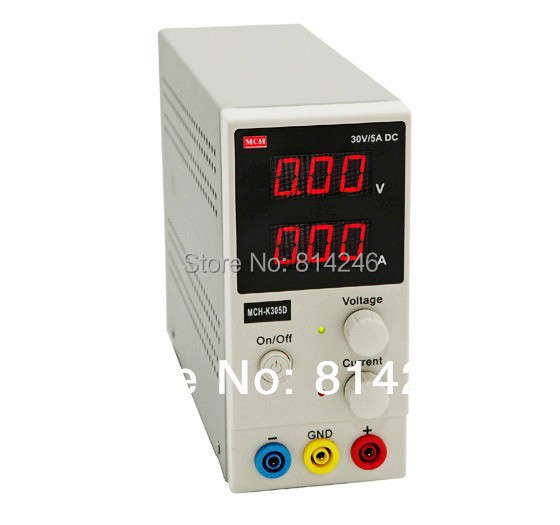 MCH K305D 30V 5A Variable SMPS Mini Single Channel Switching DC Power mystery mch 1025
