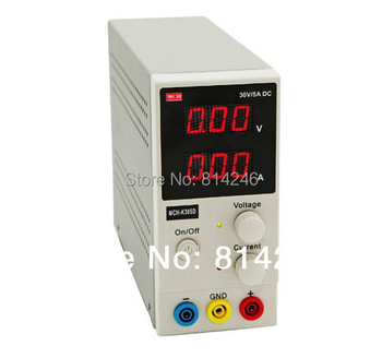 MCH K305D 30V 5A Variable SMPS Mini Single Channel Switching DC Power