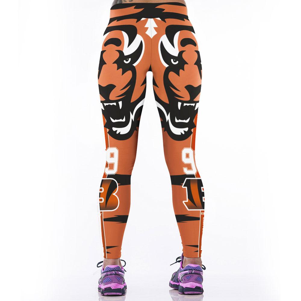 Eventyr tid fitness kvinder sportslige uniformer leggings amerikanske - Dametøj - Foto 4