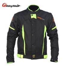 M ~ 4XL Motosiklet Ceket Yarış Motosiklet Kış Yaz Jaqueta Motoqueiro Campera Blouson Moto Revestimento da Motocicleta